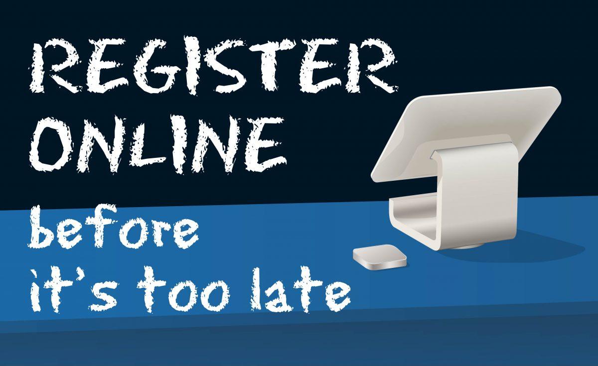Registration Open!